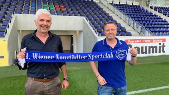 Griesmayer Sportdirektor Wiener Neustadt