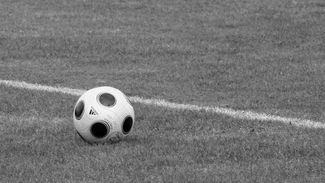 Ball Schwarz Weiß