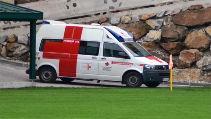 Rettungseinsatz in Stixneusiedl!