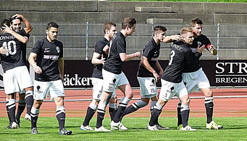 Bregenz gewinnt 6-Punkte-Derby!