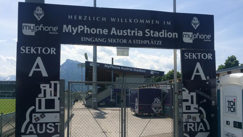 Austria Salzburg musste Fans erneut anbetteln