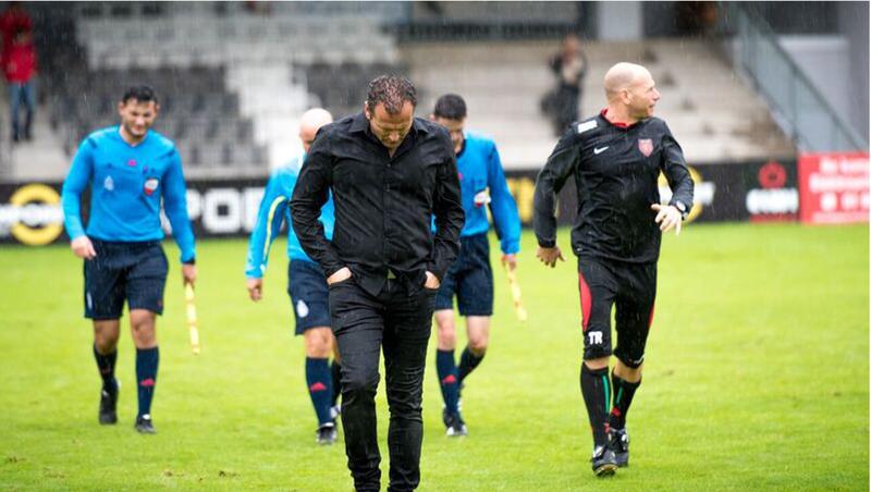 Mauerwerk klärt Trainerfrage