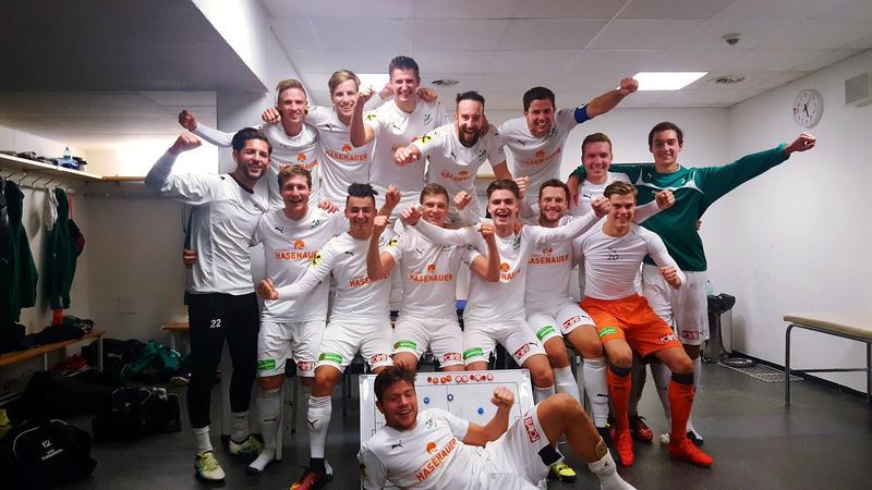 USC Eugendorf: neue Saison - neues Glück
