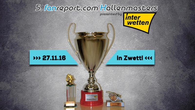 Hallenmasters gastiert in Zwettl