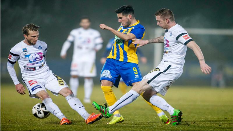 Amstetten holt Vienna-Goalgetter!