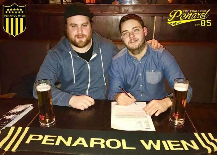 Zwei Neue für Penarol Wien