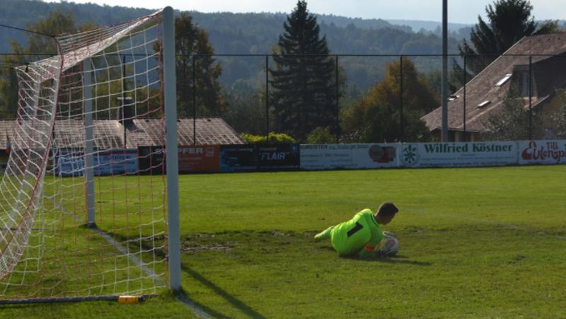 Die FSG Ober-Grafendorf sucht eine Torfrau!