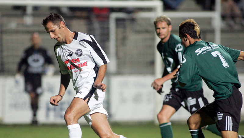 Murat Topal beim Wiener Sport-Club!