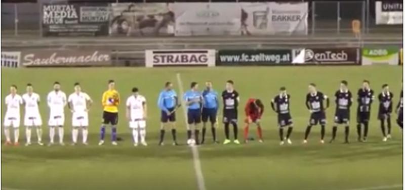 Video: Zeltweg holt die ersten Punkte!
