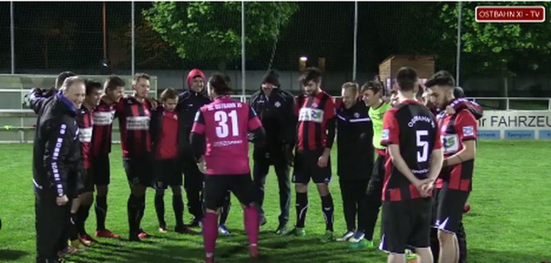 Ostbahn XI jubelt gegen Team Wiener Linien