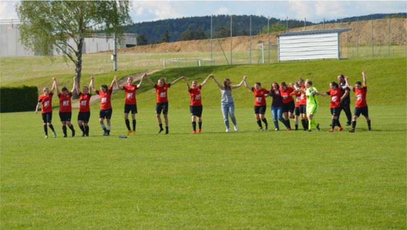 Hagenberg/Schweinbach fixiert den Meistertitel!