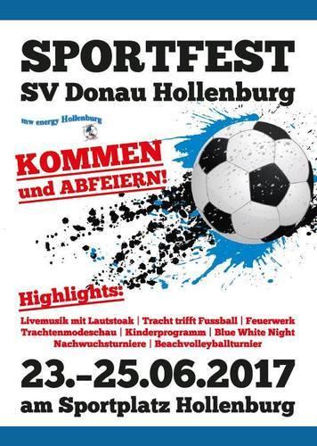 Sportlerfest des MW Energy Hollenburg
