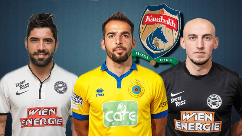 Karabakh holt prominentes Trio!