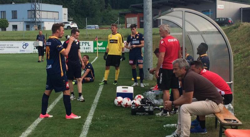 SKN St. Pölten remisiert gegen BW Linz!