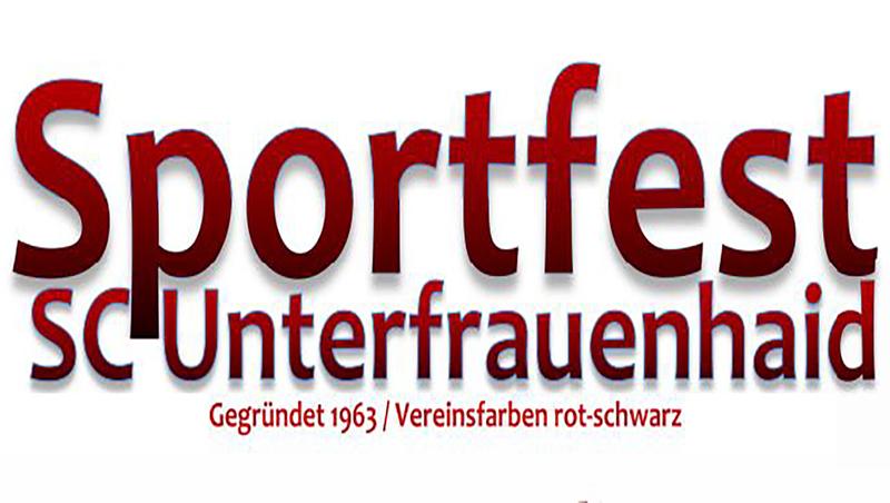 Sportfest des SC Unterfrauenhaid