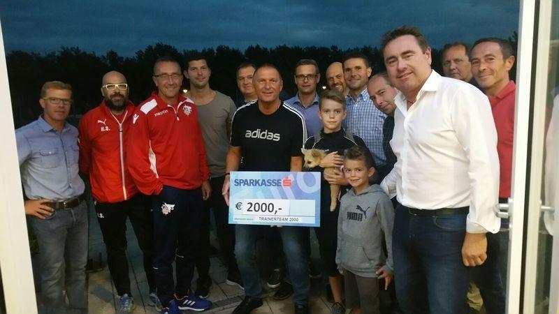 Charity Doppel-Tennisturnier des Trainerteam 2000