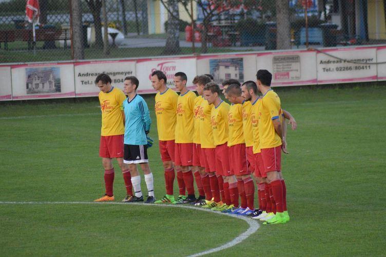 Großweikersdorf gibt 2:0 Führung aus der Hand