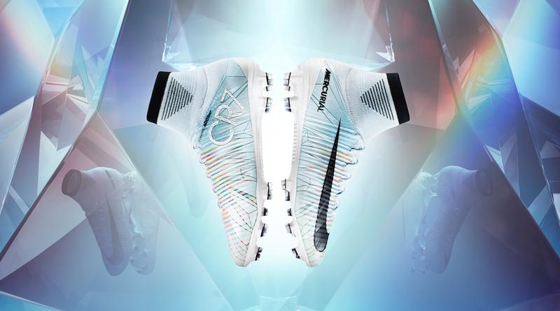Cut To Brilliance - der neue CR7-Schuh