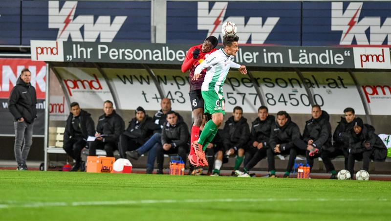 Lustenau klärt Trainerfrage