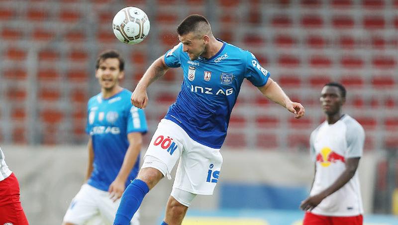 Neuer Trainer für Blau-Weiß Linz