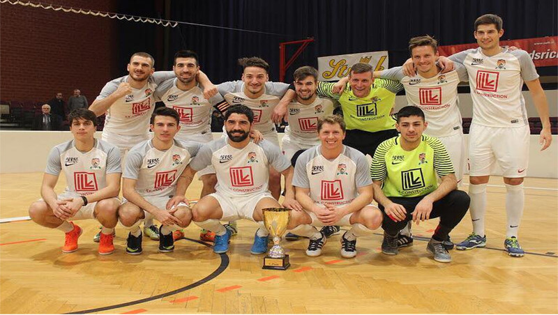 Karabakh gewinnt WFV-Turnier