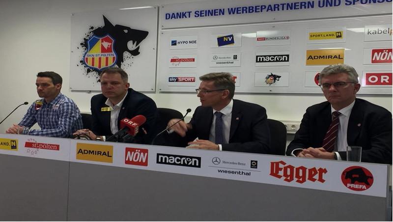 Sportdirektor Schupp und SKN trennen sich