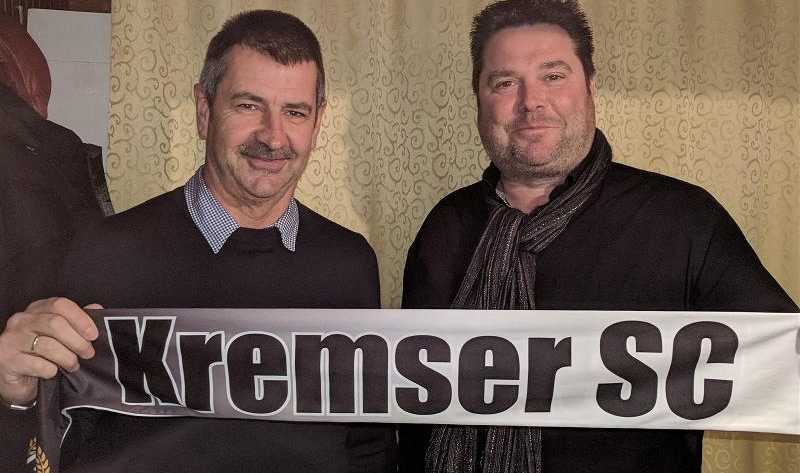 Schmircher-Comeback beim Kremser SC
