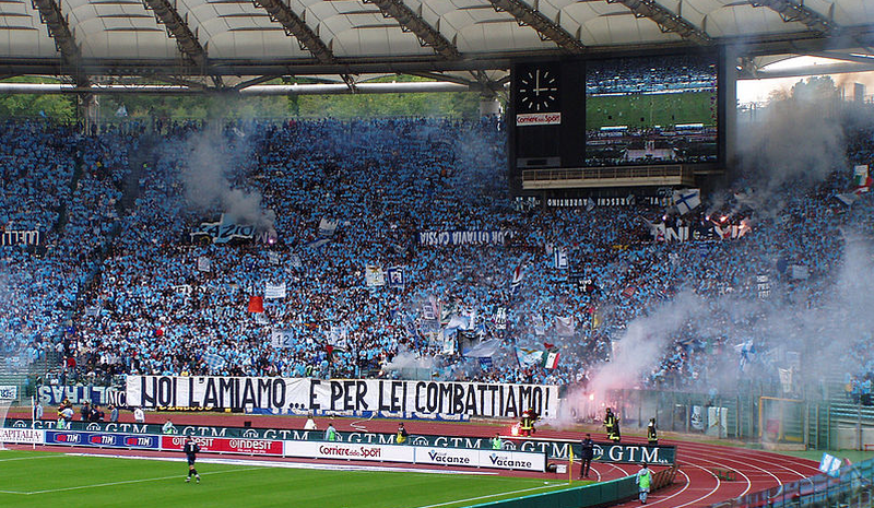 Das Olimpico von Lazio wartet auf Salzburg