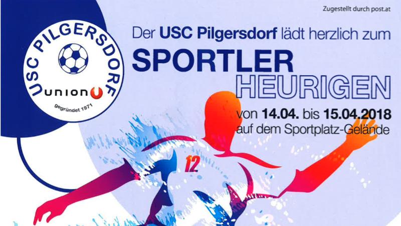 Pilgersdorf lädt zum Sportlerheurigen