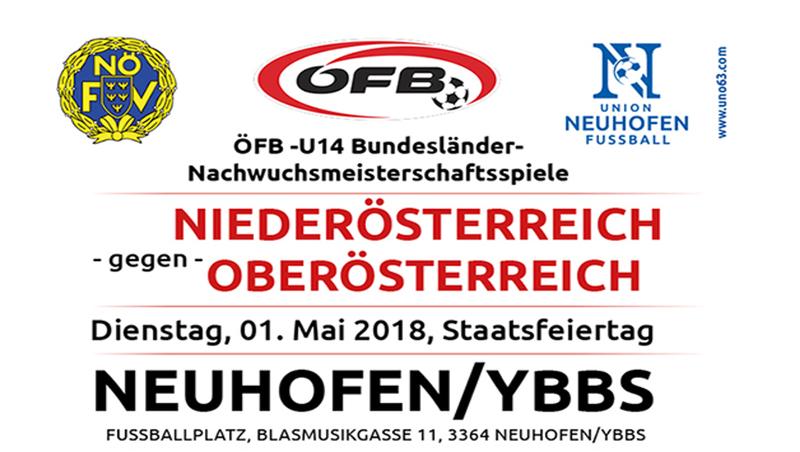 Bundesländer-Meisterschaft hält in Neuhofen/Y.