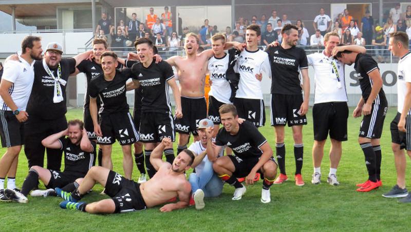 Tamsweg gewinnt Relegations-Krimi im Elfern