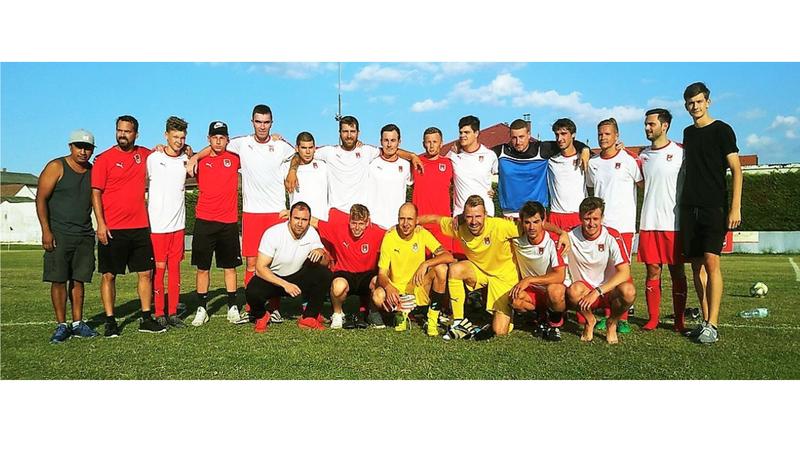 SC Eisenstadt absolvierte erstes Testspiel
