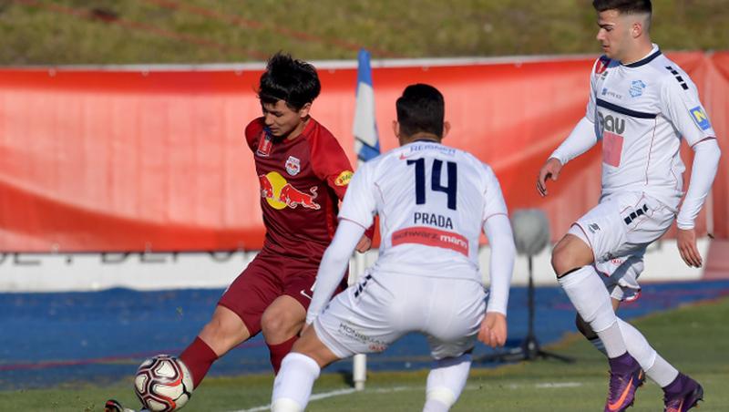 Wiener Neustadt scheitert im Cup an Salzburg