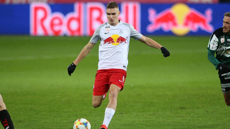 Salzburg bindet Liefering-Youngster