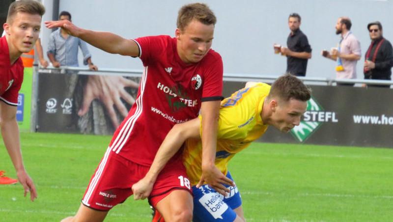 Kuchl-Kicker vor Sprung in Profifußball
