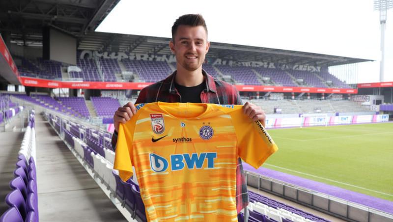 Austria Wien angelt sich BW-Keeper