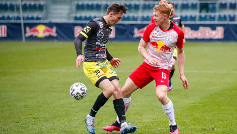 Lafnitz-Youngster in die Bundesliga
