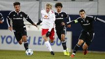 Jungbullen vor UEFA Youth League-Heimpremiere!