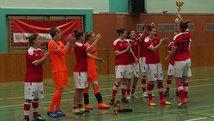 St. Pölten stemmt erstmals den Hallen-Cup