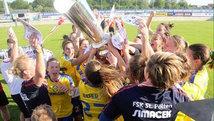 St. Pölten kämpft sich zum vierten Cup-Titel