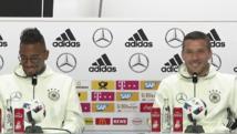 Video: Poldis Reaktion zu Löw