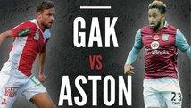 Traditionsduell: GAK trifft auf Aston Villa