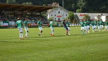 Werder Bremen in Zell am Ziller
