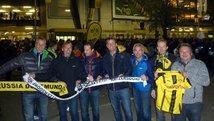SV Ratzersdorf hospitiert in Dortmund