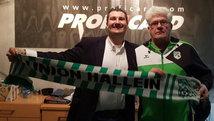 Werner Lorant übernimmt Salzburgligisten
