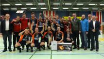 Wallern gewinnt OÖ Auto Günther Hallencup 2017!