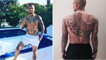 Körperkult: Fußballer und ihre Tattoos!