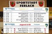 10. Futsal Hallencup der DSG Ferlach