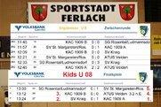 10. Futsal Hallencup der DSG Ferlach U 08