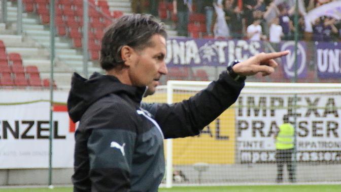Amateurtrainer in die Bundesliga!
